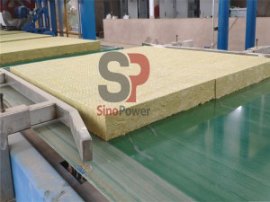 How to realize the goal of green production in modern rock wool production line