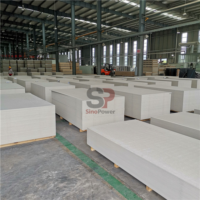 Application Prospect of Calcium Silicate Fiber Cement Board on Wall