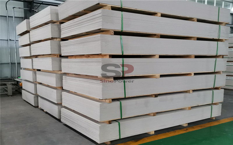 Calcium silicate cement board market needs high-grade products with special properties