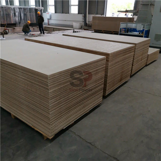 Precautions for storage and transportation of fiber cement board