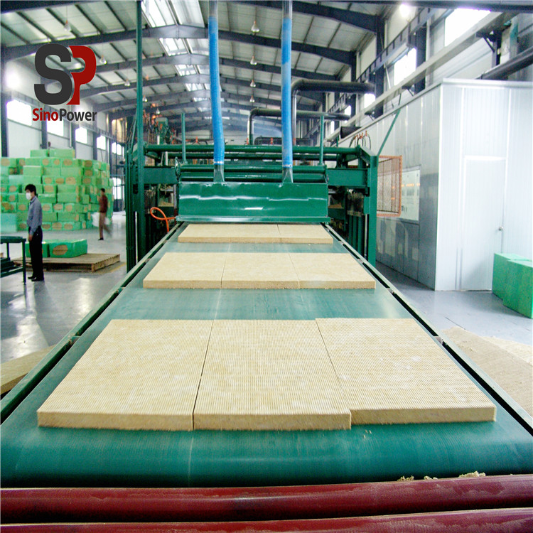 How to make a good rock wool production line?