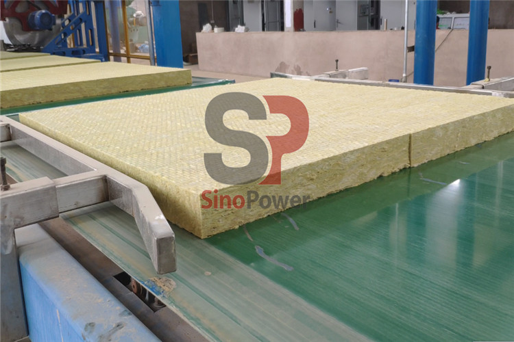 Specification and application range of rock wool board