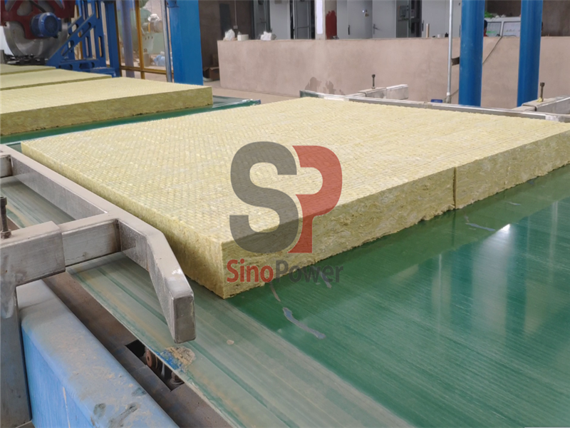 Rock Mineral Wool Production Line Featured Image