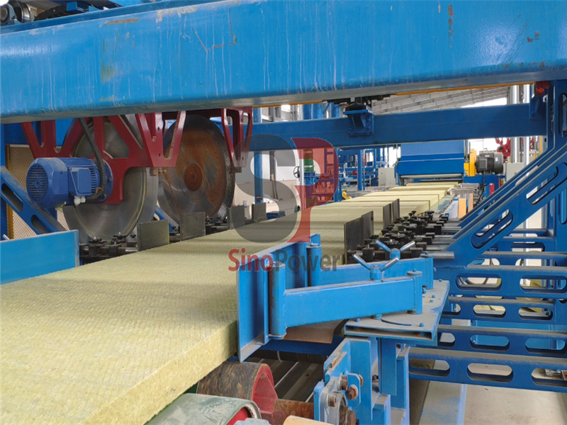 Rock Mineral Wool Production Line