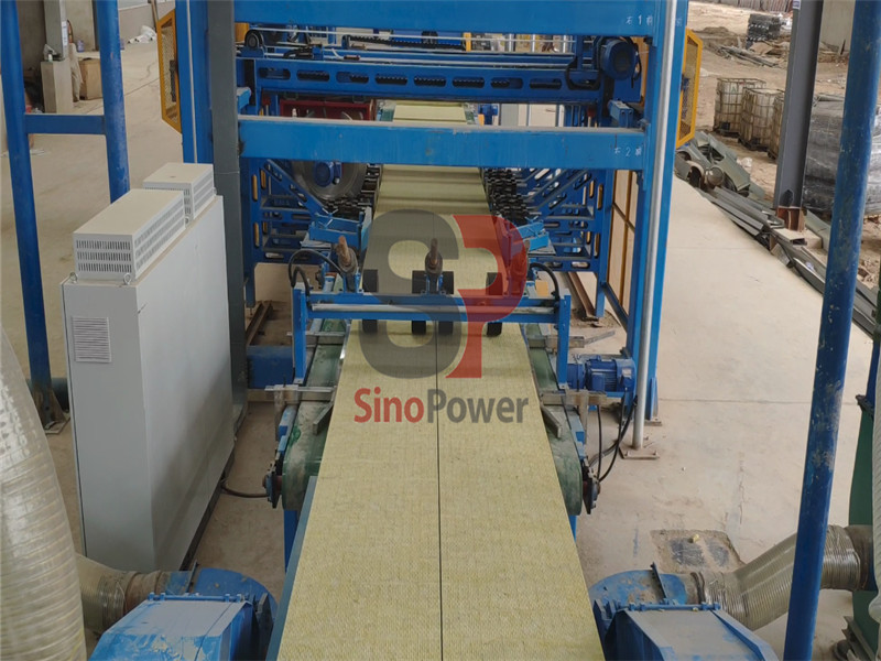 Insulation Rock Wool Production Line