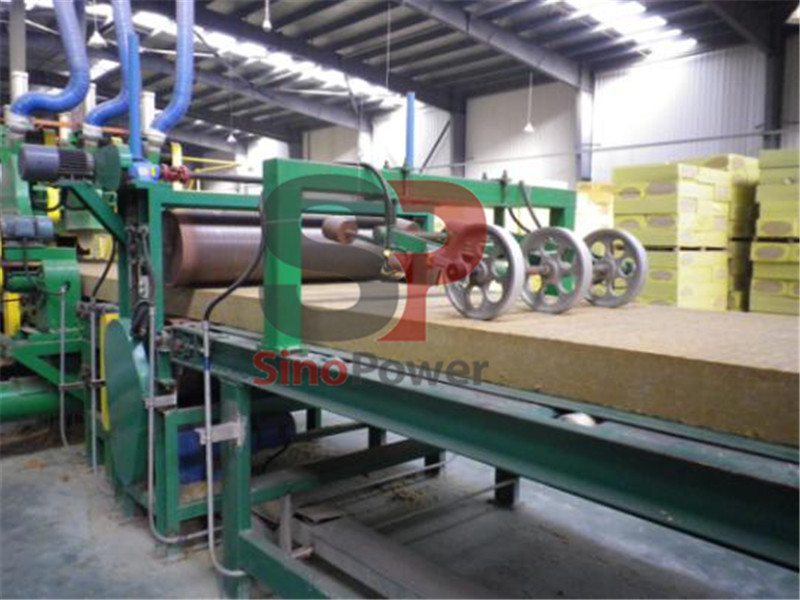 Ideal insulation material rock wool board