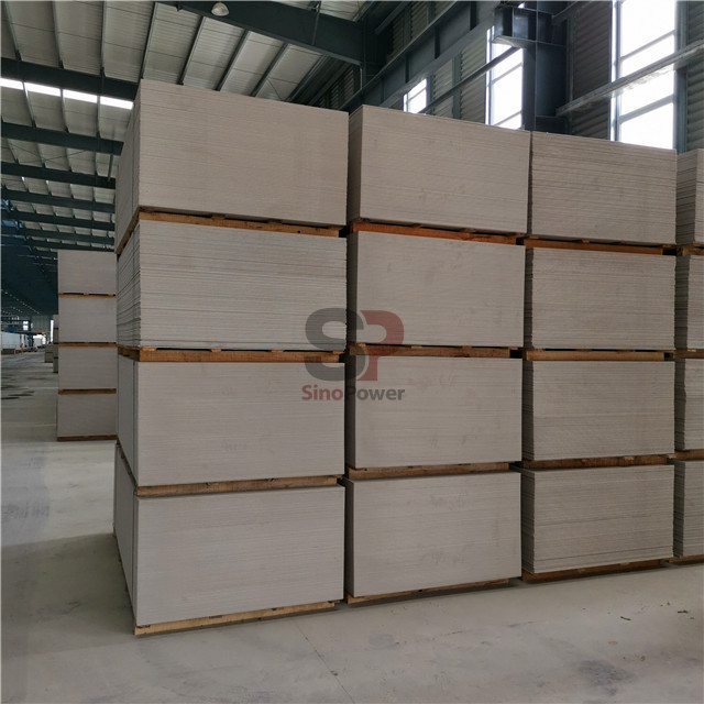 The history of calcium silicate boards