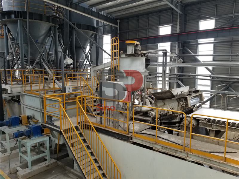 Fiber Cement Board/Tile/Calcium Silicate Board Production Line Featured Image