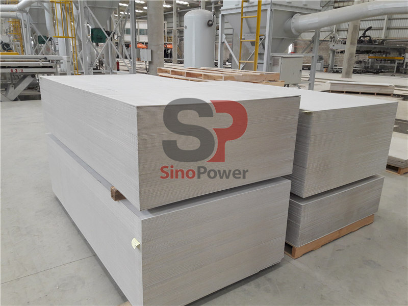 Fiber Cement Board/Tile/Calcium Silicate Board Production Line