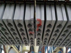 Gypsum/Plaster Block Making Machine