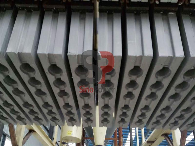 Gypsum/Plaster Block Making Machine Featured Image
